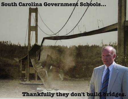 Jim Rex Bridge Achievement Gap