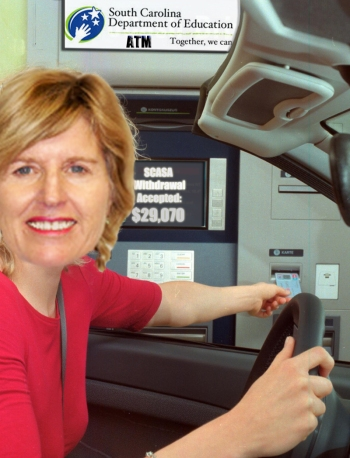 Molly Spearman SCASA